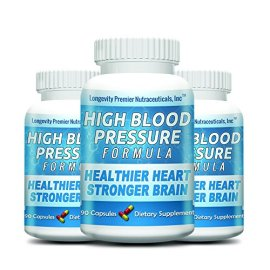 High Blood Pressure Formula