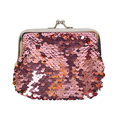 zitan Small Mini Coin Purse Messenger Bag Crossbody Satchel for Kids Girls,Sequin Bling Bag Backpack,Wallet Mini Handbags
