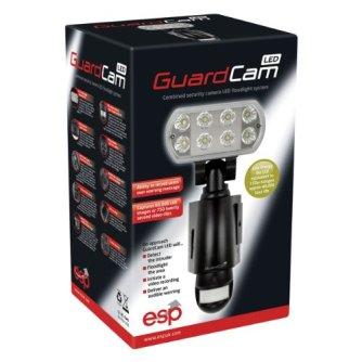 GuardCam éclairage et vidéosurveillance