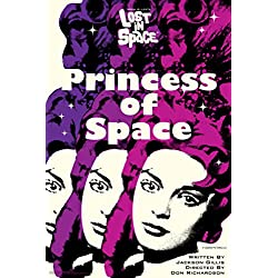 Lost In Space Princess of Earth by Juan Ortiz Art Print Poster 12x18