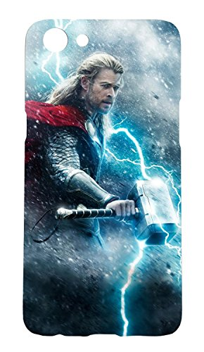 Lakshya Creative Thor Oppo A 83 Designer Printed Case & Cover for Oppo A83 3