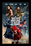 Justice League - 11x17 Framed Movie Poster by Wallspace