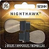 GE Lighting 921NH/BP2 Nighthawk Automotive Replacement Bulbs, 2-Pack