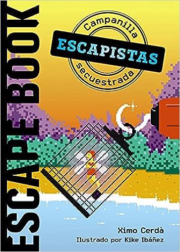 51ivXxwHoQS. SX355 BO1,204,203,200  - Escapistas, escape room y elige tu propia aventura