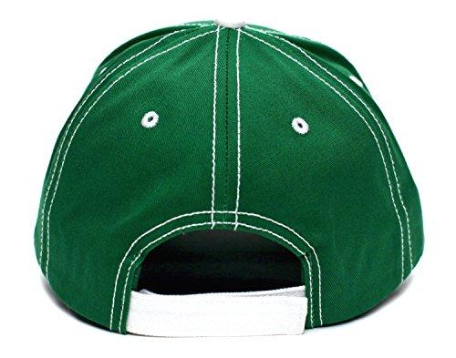 420046e56bb34 Ireland Irish Shamrock Clover Leaf St Patricks Day Embroidered Hat ...