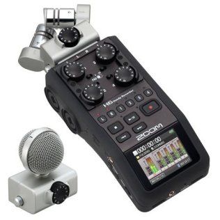 Zoom-H6-Six-Track-Portable-Recorder