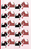 Scottish Tartan Terrier Dogs Pattern: Diary Weekly January to December (Planners One Year 2020)