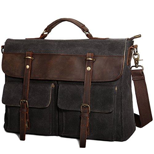00796c9ab620 Large Messenger Bag for Men Tocode