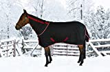 Product review for TuffRider Optimum 1680D Outer Armour Medium Weight Turnout Blanket with Detachable Neck