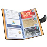Business Card Organizer, iBayam 300 Slots Business Card Holder Cards Organizer for Gift Cards Pokemon Cards ID Card Visting Card Business Cards