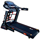 Powermax Fitness TDA-230M Motorized Multifunction Treadmill with Auto Inclination and Auto Lubrication