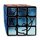 3x3 Rubik Cube Constellation Pisces Smooth Magic Cube Sequential Puzzle