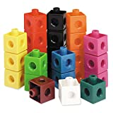 Learning Resources Snap Cubes, Educational Counting Toy, Set of 500 Cubes