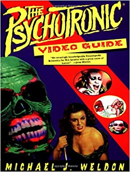 Image result for psychotronic video guide