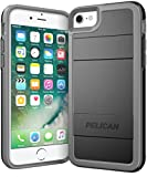 Pelican Protector iPhone 7 Case (Black/Gray)