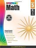Spectrum Math Workbook, Grade 5