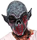 Diximus Halloween Realistic Scary Mask Demon for Adult Man Woman Horror Cosplay Props Evil Masks