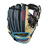 """Wilson A2000 DP15 SuperSkin Pedroia Fit 11.5"""" Infield Baseball Glove - Right Hand Throw"""