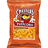 Chester's Cheese Flavored Puff Corn, 4.25 oz Bag