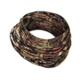 Mission Multi-Cool 12 in 1 Multifunctional Gaiter and Headwear Mossy Oak Camo