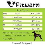 Fitwarm-Flowers-Pet-Clothes-for-Dog-Bikini-Swimsuit-Bathing-Dress-Cat-Pink