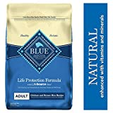 BLUE Life Protection Formula Chicken and Brown Rice Dog Food