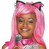 Rubies Mh Catty Noir Child Wig