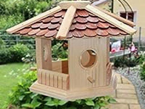 holz und gartentrends holz und gartentrends vogelhaus-vogelhäuser- : top