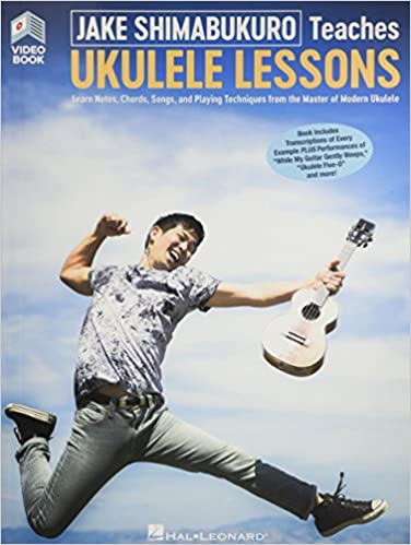 Amazon.com: Jake Shimabukuro Teaches Ukulele Lessons: Learn Notes ...