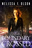 Boundary Crossed (Boundary Magic Book 1)