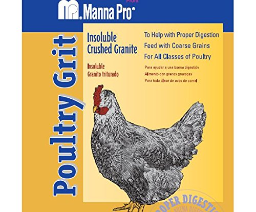 Manna Pro Poultry Grit | Insoluble Crushed Granite | 25 Pounds 2