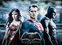 Buffalo Games Dawn of Justice Glow in The Dark Reveal Jigsaw Puzzle (1000 Piece)