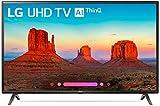 LG Electronics 43UK6300PUE 43-Inch 4K Ultra HD Smart LED TV (2018 Model)