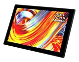 USB Touchscreen Portable Monitor,11.6' 1080P FHD IPS Display,USB C/HDMI Video Input, HDR,Ultra Slim,Bulit in Speakers, Support Pen Pressure