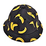 Product review of ZLYC Unisex Cute Print Bucket Hat Summer Fisherman Cap