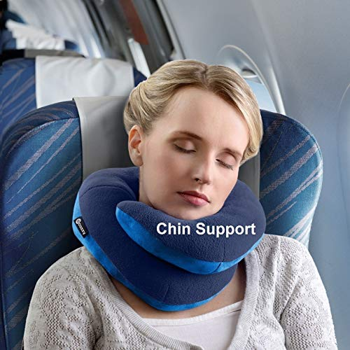 BCOZZY Chin Supporting Travel Pillow