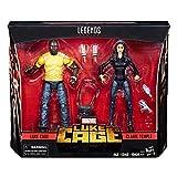 Marvel Figura Luke Cage & Claire Temple, 6 Pulgadas