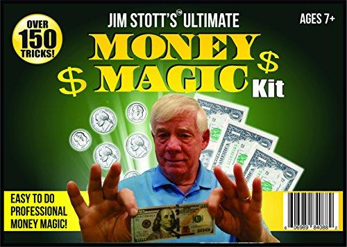 Jim Stott's 'Ultimate Money Magic Kit,...