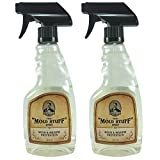 Dr. Burkenstock's Mold Mildew and Odor Prevention Spray - Non Toxic - 2 Pack - 32 Ounces