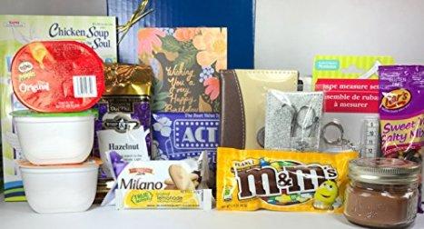 Womens Birthday Gift Box