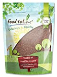 Broccoli Seeds for Sprouting by Food to Live (Kosher, Bulk) - 2 Pounds