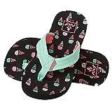 REEF Girls' Little Ahi Sandal, Ice Cream, 9-10 M US Toddler