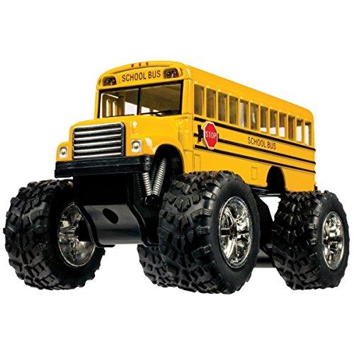 Toysmith Monster Bus, 5'