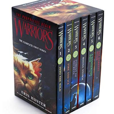 Warriors Box Set: Volumes 1 to 6: The Complete First Series (Warriors:...