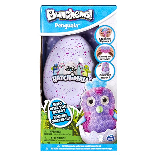 Bunchems Hatchimals Penguala Building Kit - LOW PRICE! *Add On*