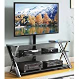 Product review for Whalen 3-In-1 Black TV Console for TVs up to 70 by Whalen