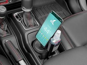 WeatherTech-CupFone-with-Hand-Sanitizer-Holder-Cell-Phone-Holder-for-Car-Phone-Mount-Universal-Cup-Holder-Fit