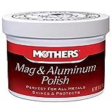 Mothers 05101 Mag & Aluminum Polish - 10 oz