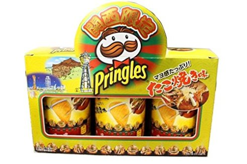 「Pringles たこ焼き味」的圖片搜尋結果