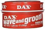 Dax Wave and Groom Hair Dress, 1.25 Ounce